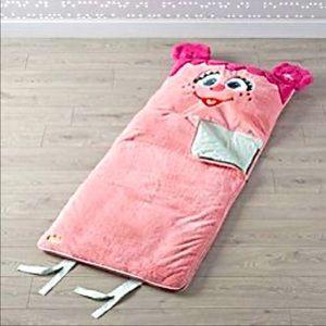 Land of Nod Sesame Street Abby Sleeping Bag